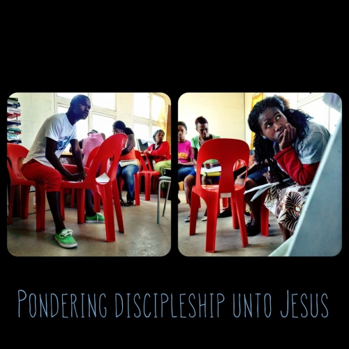 The degree of interest in authentic discipleship unto Christ so excites me!